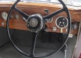 1933 Rolls Royce - Steering Wheel