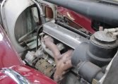 1933 Rolls Royce - Engine