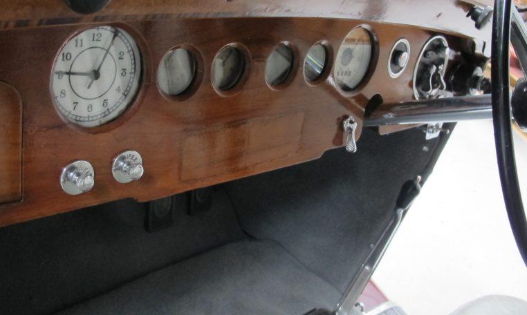 1933 Rolls Royce - Dash