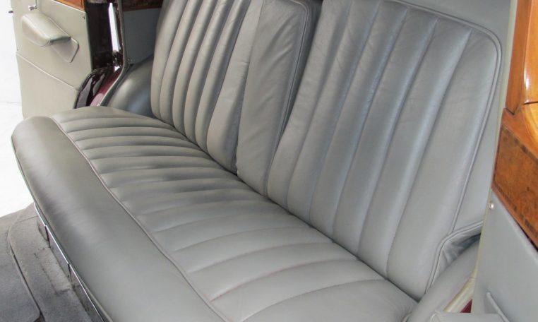 1933 Rolls Royce - Back Seat