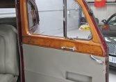 1933 Rolls Royce - Inside Back Door