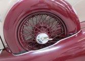 1933 Rolls Royce - Spare Wheel