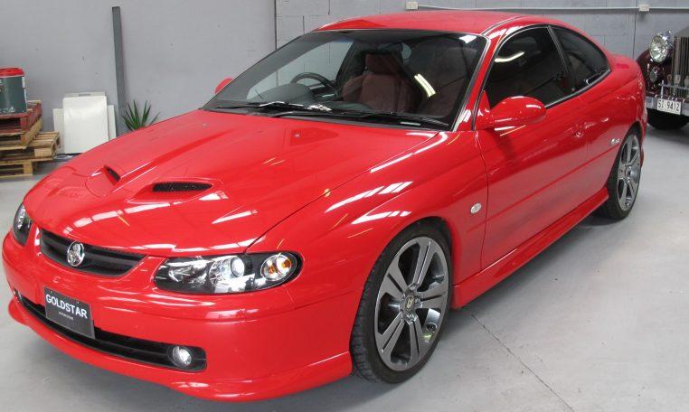 2003 Holden Monaro - Bonnet
