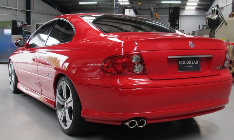 2003 Holden Monaro - Passenger Side