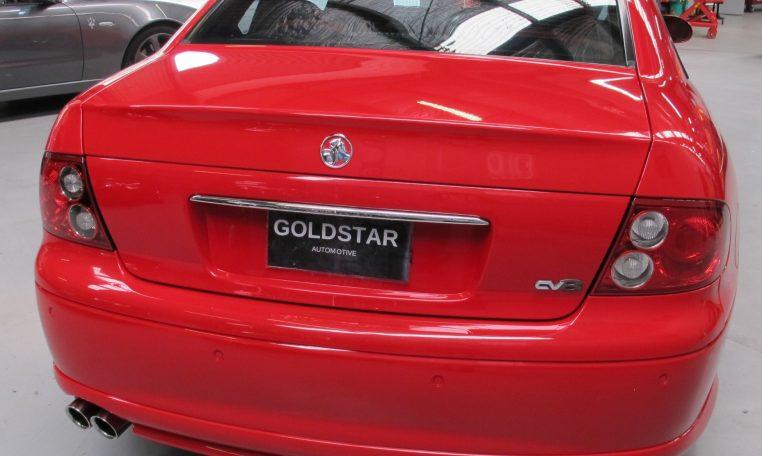 2003 Holden Monaro - Tail Lights