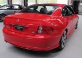 2003 Holden Monaro - Back View