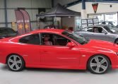 2003 Holden Monaro - Side View