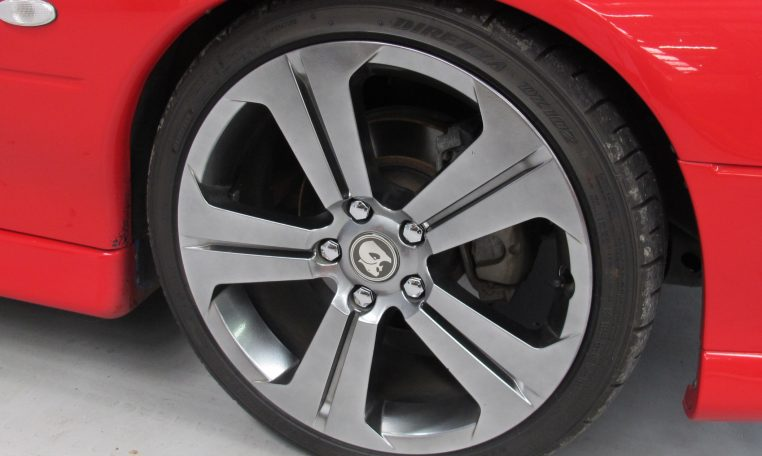 2003 Holden Monaro - Front Wheel