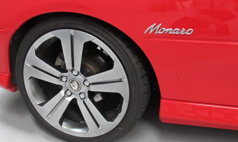 2003 Holden Monaro - Wheel