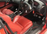 2003 Holden Monaro - Front Interior