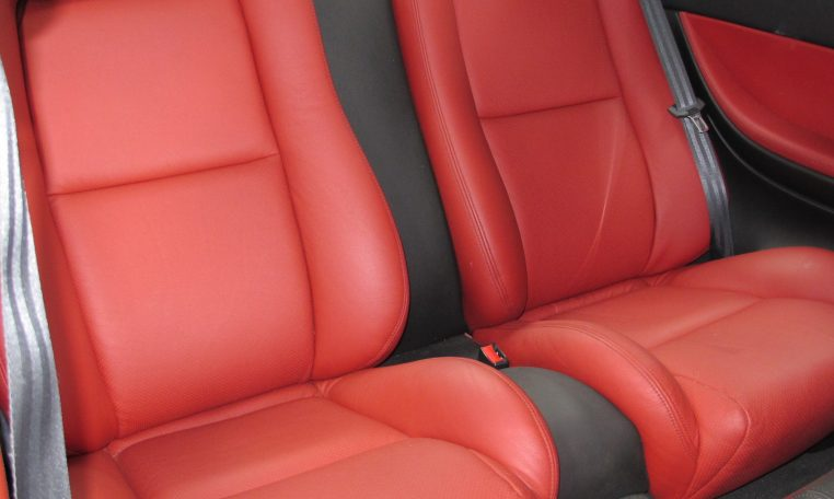 2003 Holden Monaro - Back Seats