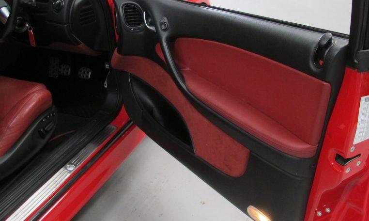 2003 Holden Monaro - Inside Drivers Door