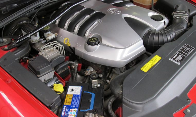 2003 Holden Monaro - Engine Bay