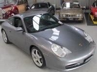 2002 Porsche 911 Carrera - Top View