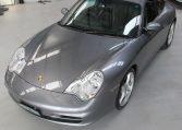 2002 Porsche 911 Carrera - Bonnet