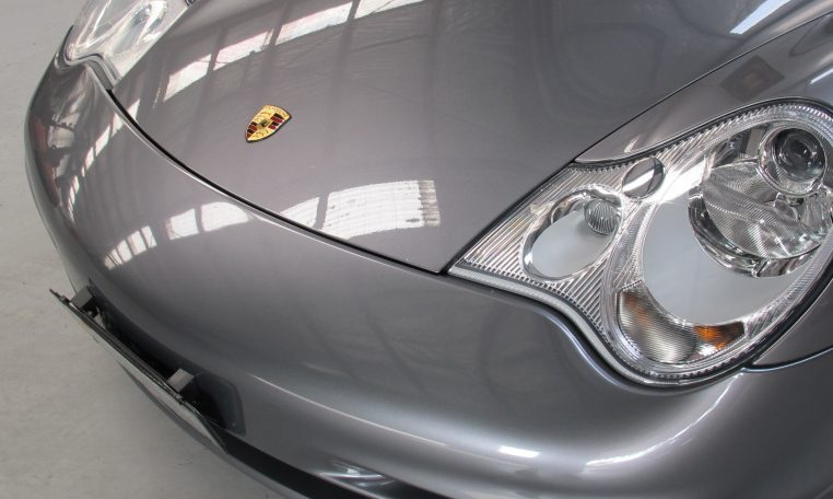 2002 Porsche 911 Carrera - Head Lights