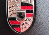 2002 Porsche 911 Carrera - Badge