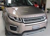 2016 Range Rover Evoque - Front Profile