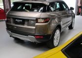 2016 Range Rover Evoque - Rear View
