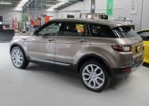 2016 Range Rover Evoque - Side View