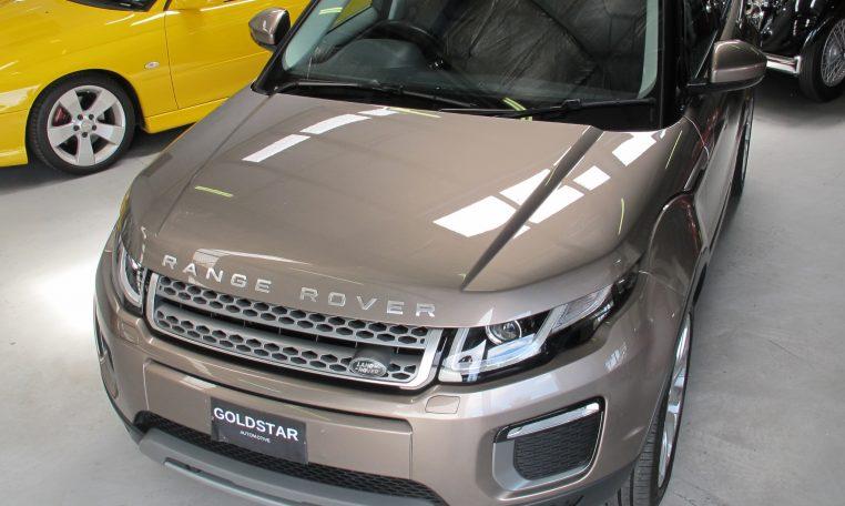 2016 Range Rover Evoque - Bonnet