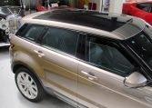 2016 Range Rover Evoque - Sun Roof