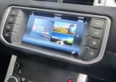 2016 Range Rover Evoque - Colour Screen Display