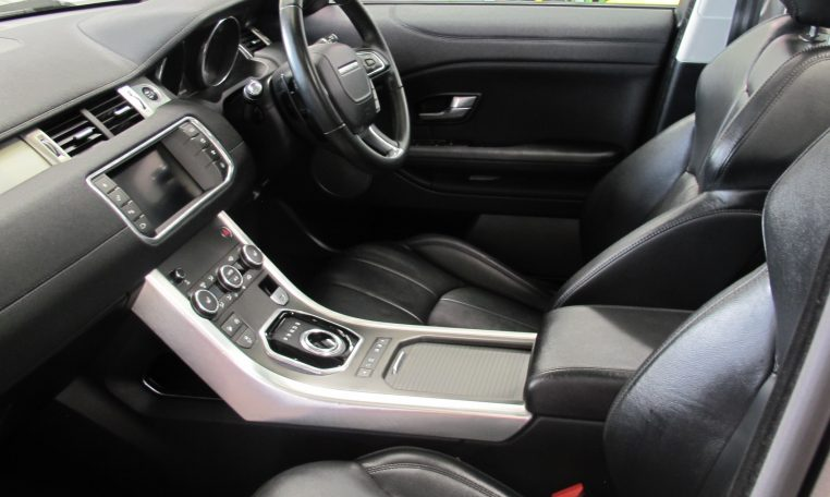 2016 Range Rover Evoque - Cockpit