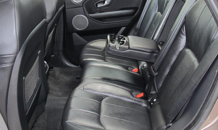 2016 Range Rover Evoque - Back Seats