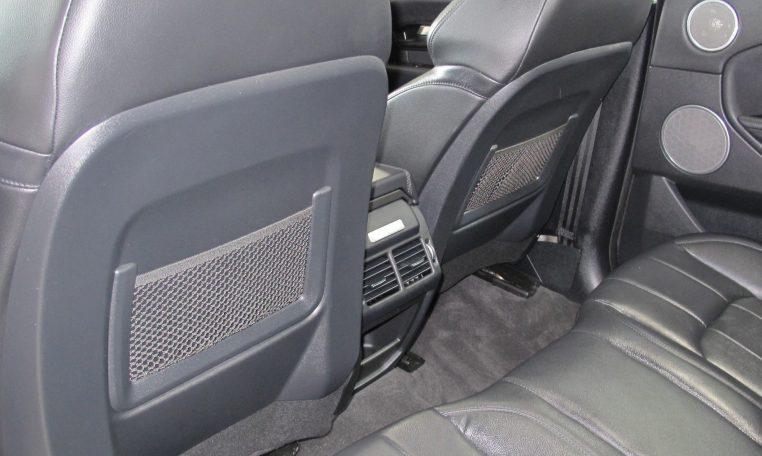 2016 Range Rover Evoque - Seats