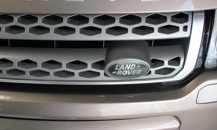2016 Range Rover Evoque - Badge