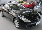 2005 Mercedes Benz SLK - Head Light