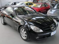 2005 Mercedes Benz SLK - Head Light