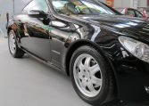 2005 Mercedes Benz SLK - Wheels