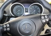 Mercedes Benz SLK 200 - Steering Wheel
