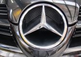 Mercedes Benz SLK 200 - Front Badge