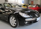 Mercedes Benz SLK 200 - Head Light