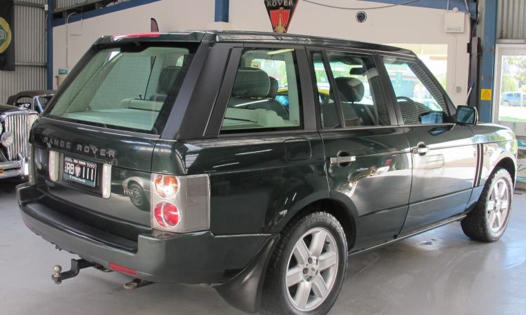 2002 Range Rover HSE - Drivers Side