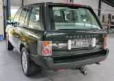 2002 Range Rover HSE - Rear View