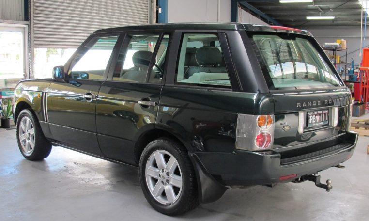 2002 Range Rover HSE - Tail Light