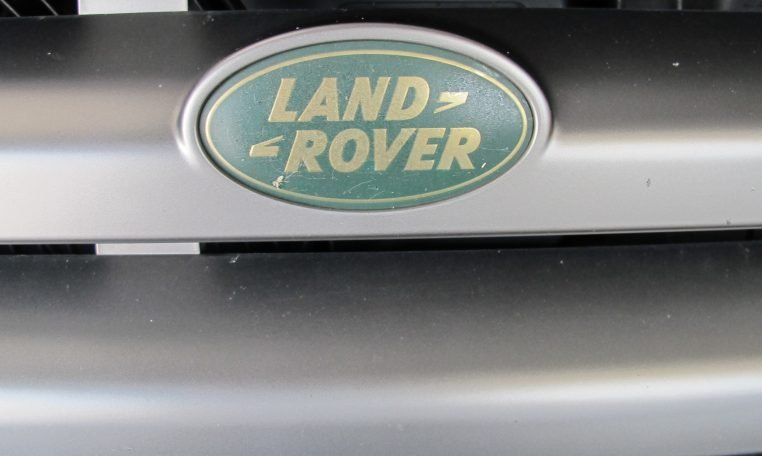 2002 Range Rover HSE - Grill Badge