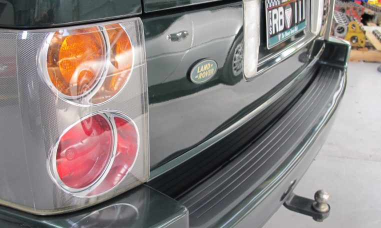 2002 Range Rover HSE - Tail Light