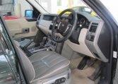 2002 Range Rover HSE - Cockpit