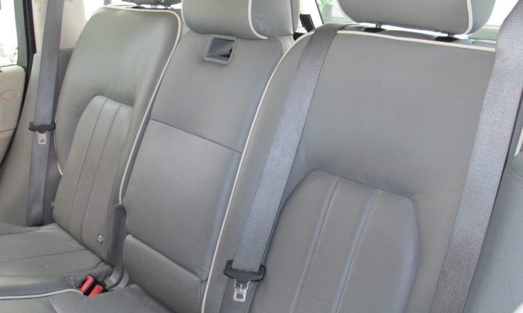 2002 Range Rover HSE - Back Seats