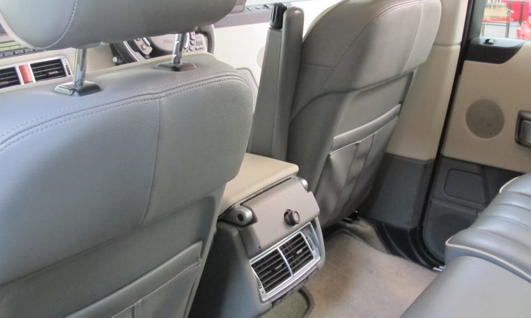 2002 Range Rover HSE - Rear Heater Vents