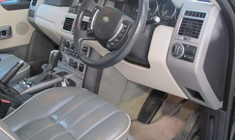 2002 Range Rover HSE - Steering Wheel