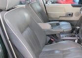 2002 Range Rover HSE - Front Seats
