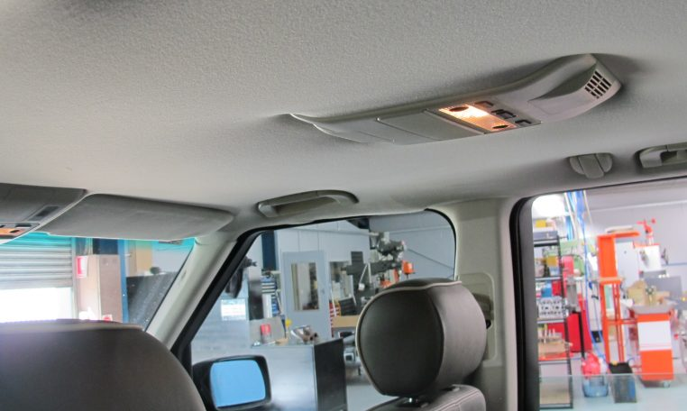 2002 Range Rover HSE - Interior Light