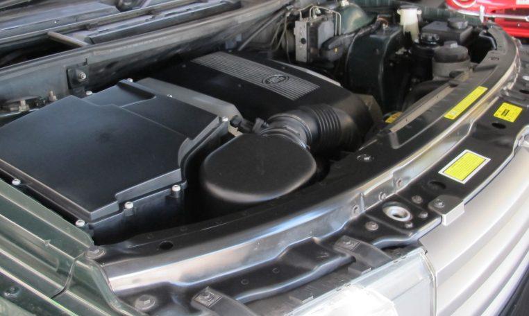 2002 Range Rover HSE - Engine