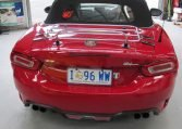 2017 Abarth 124 Spider - Rear View